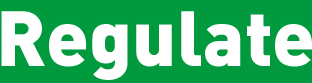 Regulate logo